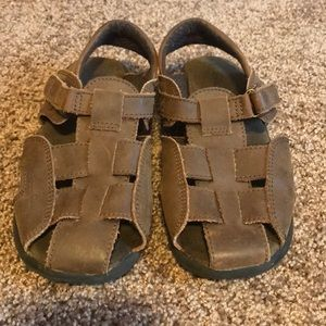 Other - Brown Sun San sandals. Size 13